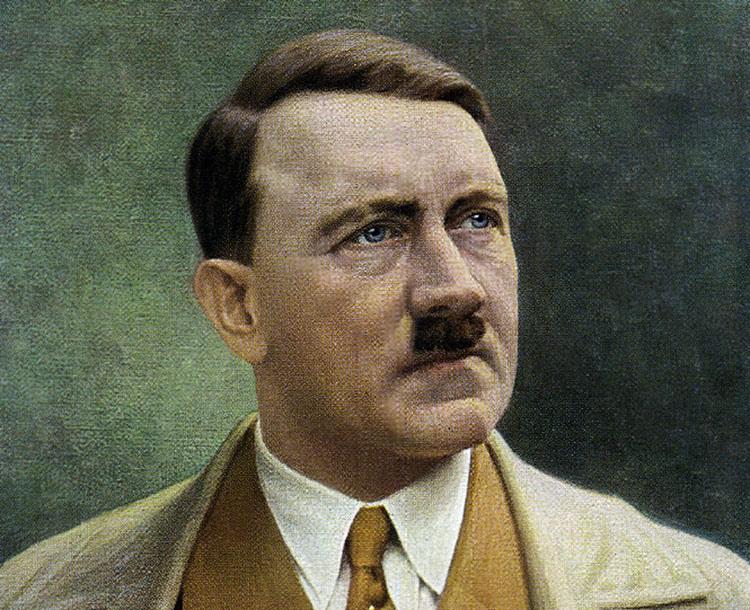 ادولف هیتلر