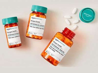 داروخانه آنلاین آمازون