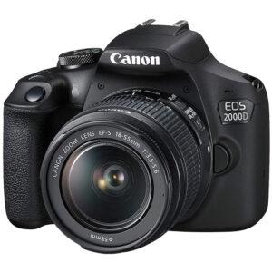 دوربین Canon EOS 2000D EF-S