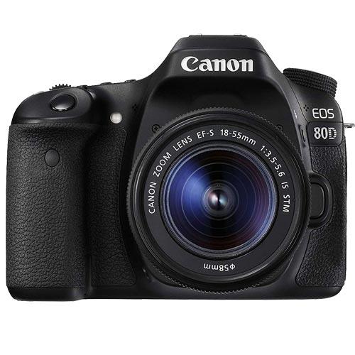 دوربین Canon EOS 80D Lens Kit