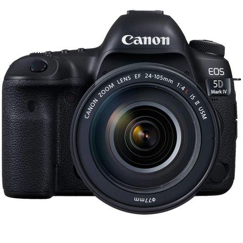 دوربین Canon EOS 5D Mark IV