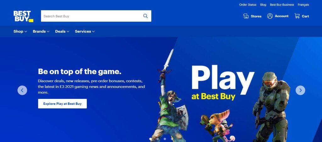 فروشگاه اینترنتی bestbuy
