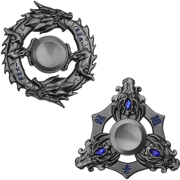 Anzmtosn Dragon Fidget Spinners Metal