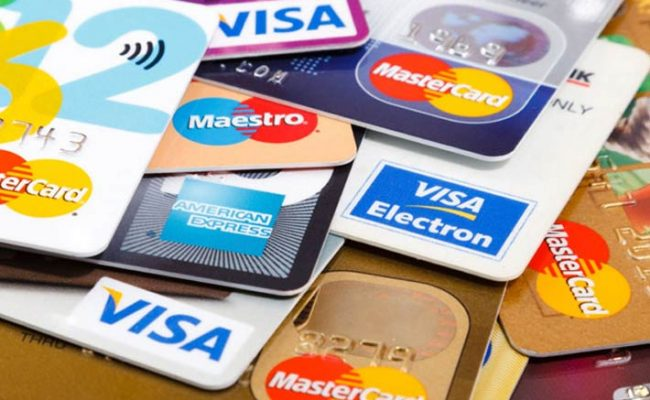 خرید با ویزا کارت و مستر کارت